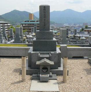 5dh06 松田重次郎のお墓