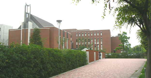 学院 高校 西南